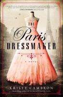 Cover image for The Paris dressmaker