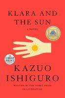 Cover image for Klara and the sun