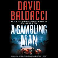 Cover image for A gambling man