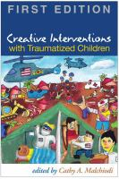 Cover image for Creative interventions with traumatized children