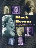 Cover image for Black heroes