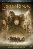 Cover image for The lord of the rings: The fellowship of the ring