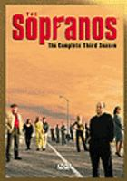 Cover image for The Sopranos The complete third season