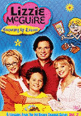 Cover image for Lizzie McGuire Growing up Lizzie