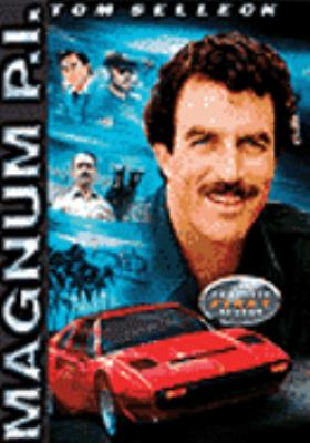 Cover image for Magnum P.I.  The complete first season