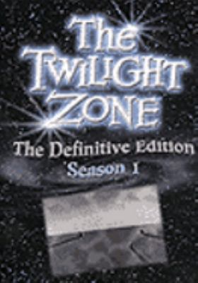 Cover image for The twilight zone Season 1