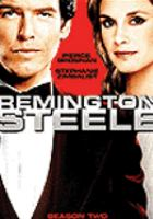 Cover image for Remington Steele Season two