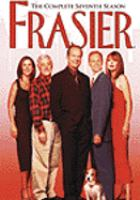 Cover image for Frasier The complete seventh season
