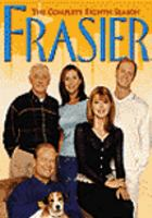 Cover image for Frasier The complete eighth season