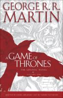 Cover image for A game of thrones the graphic novel