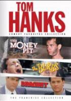 Cover image for Tom Hanks comedy favorites collection