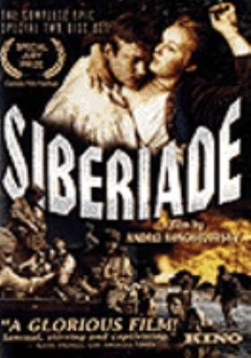 Cover image for Sibiriada poėma