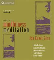 Cover image for Guided mindfulness meditation. Series 2