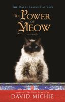 Cover image for The Dalai Lama's cat and the power of meow