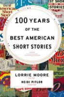 Imagen de portada para 100 years of the best American short stories