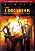 Imagen de portada para The librarian. Return to King Solomon's mines