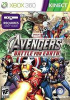 Cover image for Marvel Avengers : battle for Earth