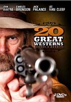 Cover image for 20 great westerns : heroes & bandits