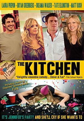 Cover image for The kitchen