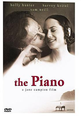 Cover image for The piano