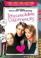 Cover image for Irreconcilable differences