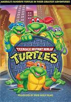 Cover image for Teenage Mutant Ninja Turtles