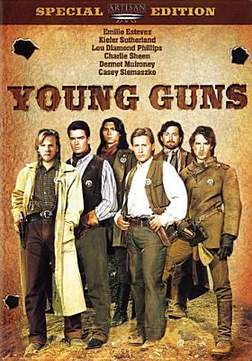 Cover image for Young guns