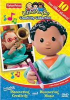 Cover image for Little people. Creativity collection