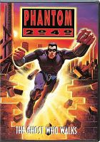 Cover image for Phantom 2040. The ghost who walks