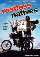 Cover image for Restless natives