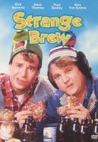 Imagen de portada para Strange brew