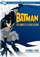 Cover image for The Batman. The complete second season