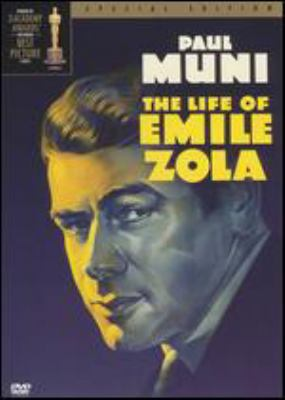 Cover image for The life of Emile Zola