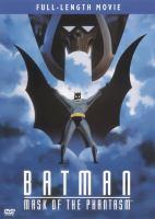 Cover image for Batman. Mask of the Phantasm