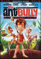 Cover image for The ant bully
