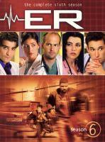 Imagen de portada para ER The complete sixth season