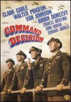 Cover image for Command decision