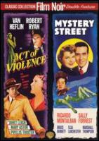 Cover image for Act of violence