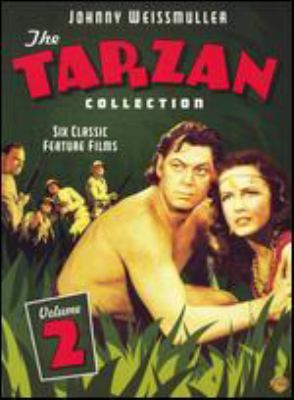 Cover image for The Tarzan collection