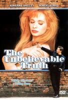 Imagen de portada para The unbelievable truth