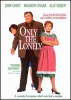 Cover image for Only the lonely