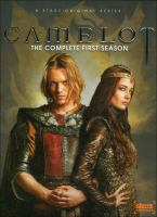 Cover image for Camelot The complete first season