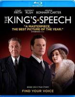 Cover image for The King's speech