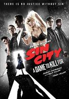 Cover image for Sin city. A dame to kill for