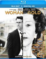 Cover image for Woman in gold
