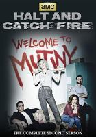Cover image for Halt and catch fire : The complete second season
