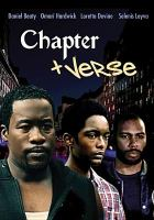Cover image for Chapter & verse a Harlem story