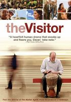 Cover image for The visitor