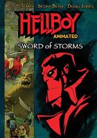 Cover image for Hellboy animated Sword of storms