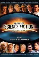 Cover image for Masters of science fiction the complete series.